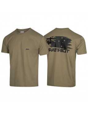 Warlord Patriot T-Shirt Olive