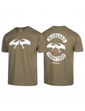 Warlord Gang T-Shirt Olive